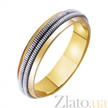 Золотое обручальное кольцо Алекса TRF--4511736