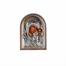 Икона Казанская Божья Матерь, 40х56мм