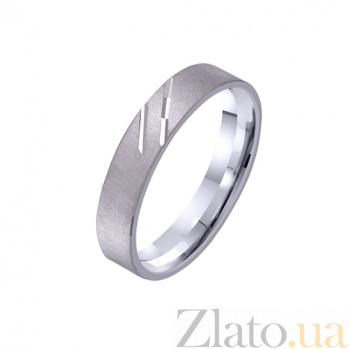 Золотое обручальное кольцо Эра нашей любви TRF--421221
