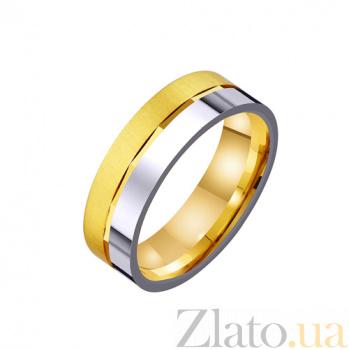 Золотое обручальное кольцо Романтическая история TRF--4411575