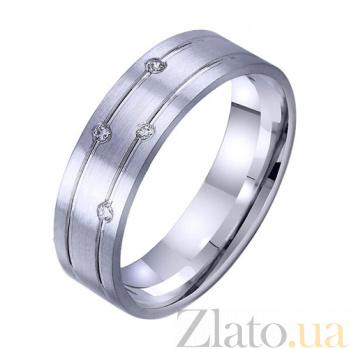 Золотое обручальное кольцо Это любовь TRF--4221711
