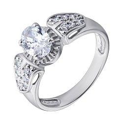 Золотое кольцо с бриллиантами Cressida