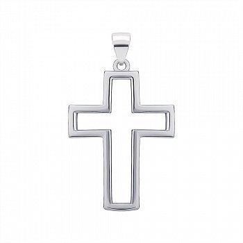 Крестик из серебра 000147332