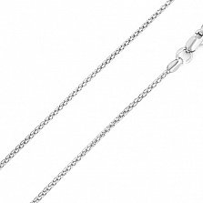 Серебряная цепочка Сан-Марко 1,5мм