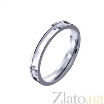 Золотое обручальное кольцо Рассвет любви TRF--4211150