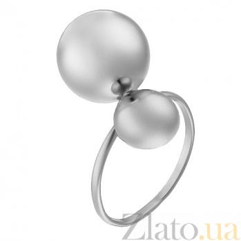 Серебряное кольцо Поцелуй шаров TNG--391078С