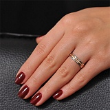 Обручальное кольцо Талисман любви