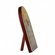 Икона Древо Жизни (Спас Лоза Истинная) на деревянной основе, 20х16см
