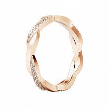 Обручальное кольцо Загадки Галактики: Солнечный ветер с бриллиантами