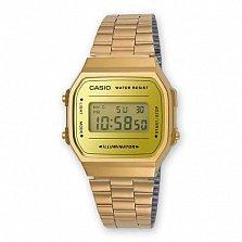Часы наручные Casio A168WEGM-9EF