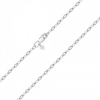 Срібний ланцюжок в якірному плетінні 2 мм 000148325