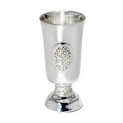 Серебряная рюмка на ножке Прованс, 90мл 000043463