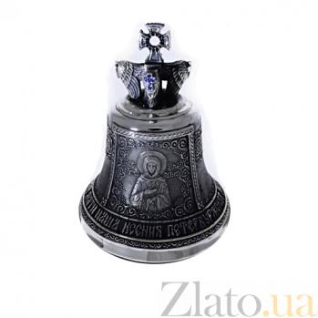 Большой колокольчик Храм Святой Блаженной Ксении Петербуржской K4409