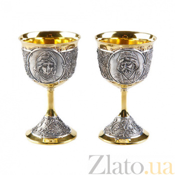 Комплект рюмок Боярин и Боярыня 1256-1257