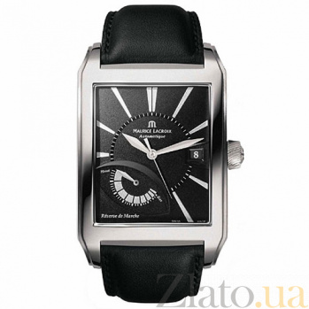 Часы Maurice Lacroix коллекции Pontos Power reserve MLX--PT6157-SS001-330
