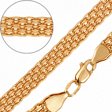 Золотой браслет Бергамо