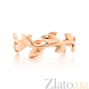 Кольцо из розового золота Paloma Picasso малая модель R-Tif(Paloma)-R-lit