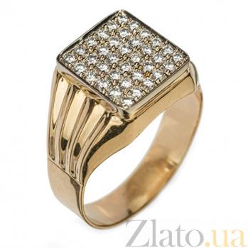 Золотое кольцо с бриллиантами Видана R 385x