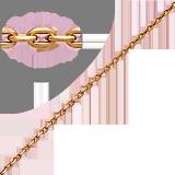 Золотая цепочка Якорка