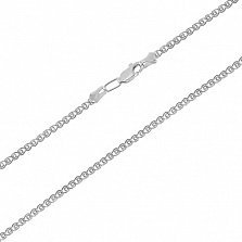 Серебряная цепочка Лав, 2мм