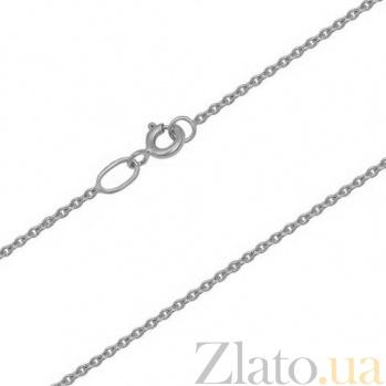 Цепочка из белого золота Style 66024/3бел