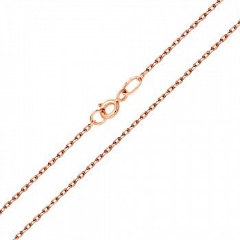 Ланцюжок в червоному золоті 000115634