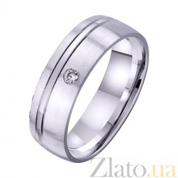 Золотое обручальное кольцо Сон наяву TRF--4221726