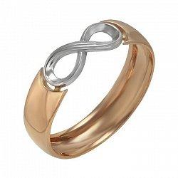 Кольцо в красном золоте 000046503
