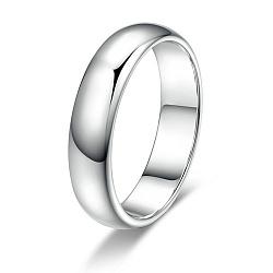 Платиновое обручальное кольцо Вечность вместе 000043618