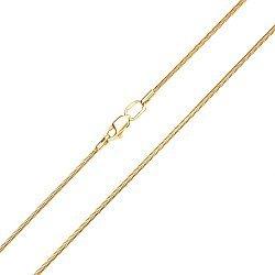 Цепочка из желтого золота 000104255