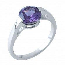Серебряное кольцо Николетта с александритом