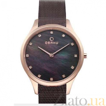 Часы наручные Obaku V217LXVNMN 000087121
