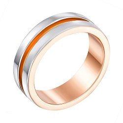 Золотое обручальное кольцо Идеальная пара