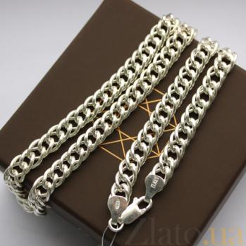 Серебряная цепочка Тимо 10050027