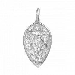 Серебряная ладанка Ангел 000039623