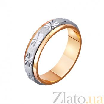 Золотое обручальное кольцо Гименеевы Узы TRF--4411103