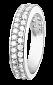Кольцо из серебра с цирконием Фееричный образ 000025745