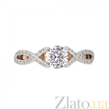 Золотое кольцо Анси VLT--СВ1013Ф
