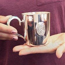 Серебряная кружка Венеция