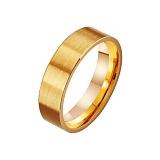 Золотое обручальное кольцо Респектабельность