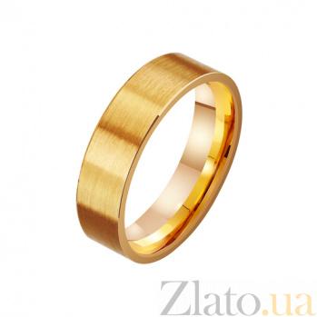 Золотое обручальное кольцо Респектабельность TRF--4411268
