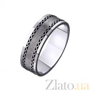 Золотое обручальное кольцо Звездная ночь TRF--4211377