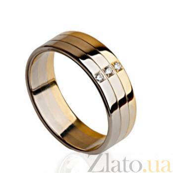 Кольцо обручальное с бриллиантами Любви триумф SG--16951000