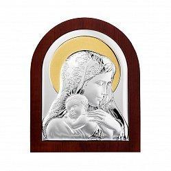 Икона с серебрением 000127235