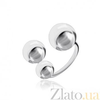 Серебряное кольцо Триумф стиля 000028028