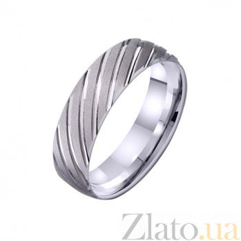 Золотое обручальное кольцо Miranda TRF--421253