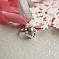 Золотое кольцо с жемчужиной и бриллиантами Rosie VLA--12459