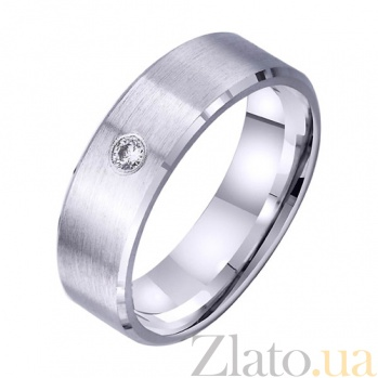 Золотое обручальное кольцо История огромной любви TRF--422910