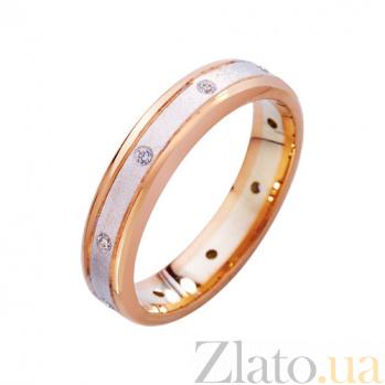 Золотое обручальное кольцо Лоретта TRF--4421014