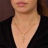 Золотой крестик  Душа